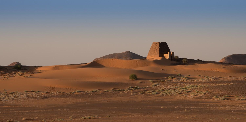 Sudan I Nubia 6e Cataract